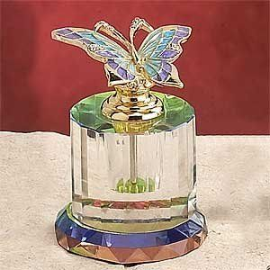 New Butterfly Perfume Bottle Scented Fragrance Container Decoration by StealStreet. Save 69 Off!. $14.70. Beautiful hand made item.. Beautiful Elegant Perfume Bottle. This gorgeous New Butterfly Perfume Bottle Scented Fragrance Container Decoration has the finest details and highest quality you will find anywhere! New Butterfly Perfume Bottle Scented Fragrance Container Decoration is truly remarkable.New Butterfly Perfume Bottle Scented Fragrance Container Decoration Details:Condition…