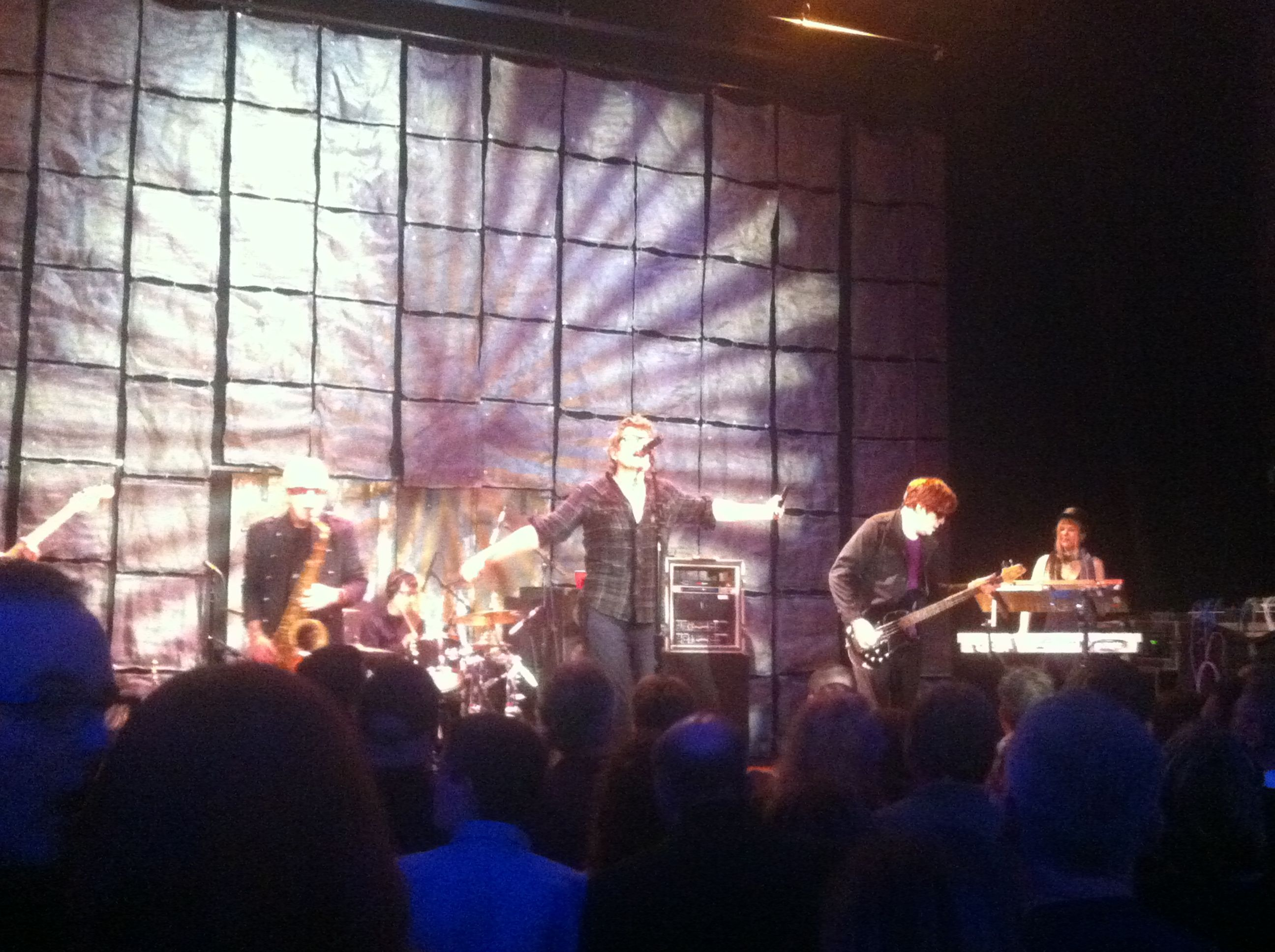 Psychedelic Furs in Wilmington at the Queen