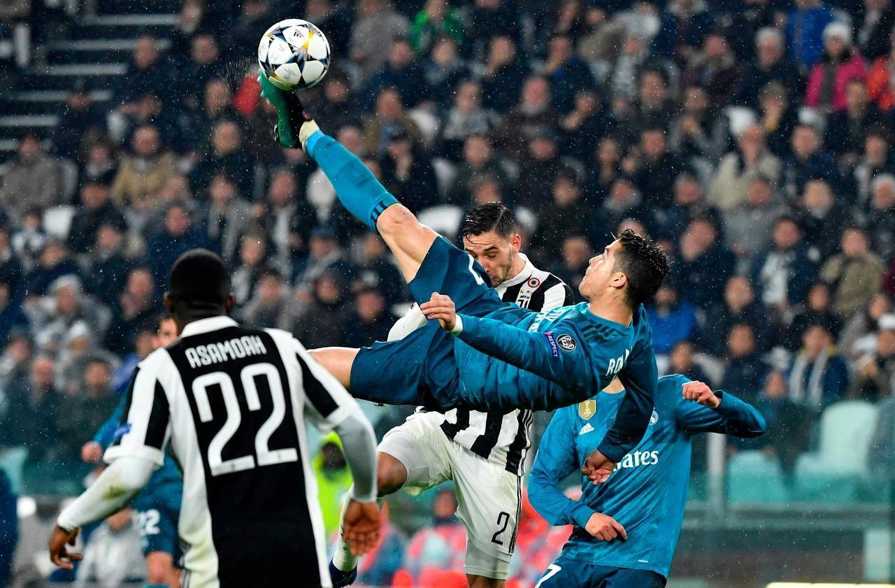 Ligue des champions pourquoi le retourné de Ronaldo est