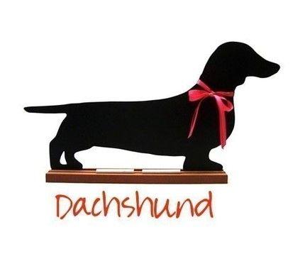 Dachshund Chalkboards: :) makes me smile :)