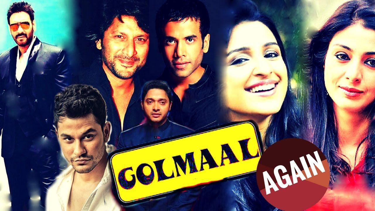 Golmaal Again Movie Details, Release Date, Star Cast