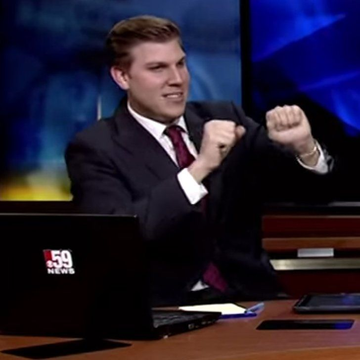Viral News And Advertorial Writer: This News Anchor Dancing To TI Might Be The Best Thing You