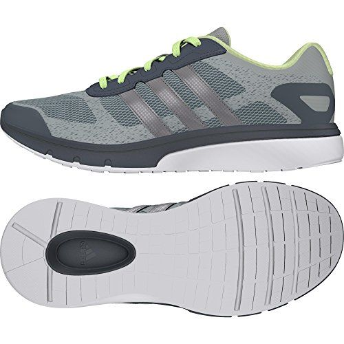 Adidas Womens Turbo 31 W Running Shoes Grey Size 85 >>> Want