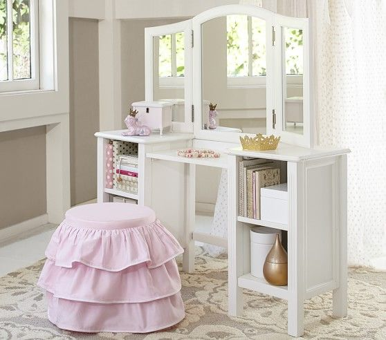 Marvelous Madeline Play Vanity | Pottery Barn Kids