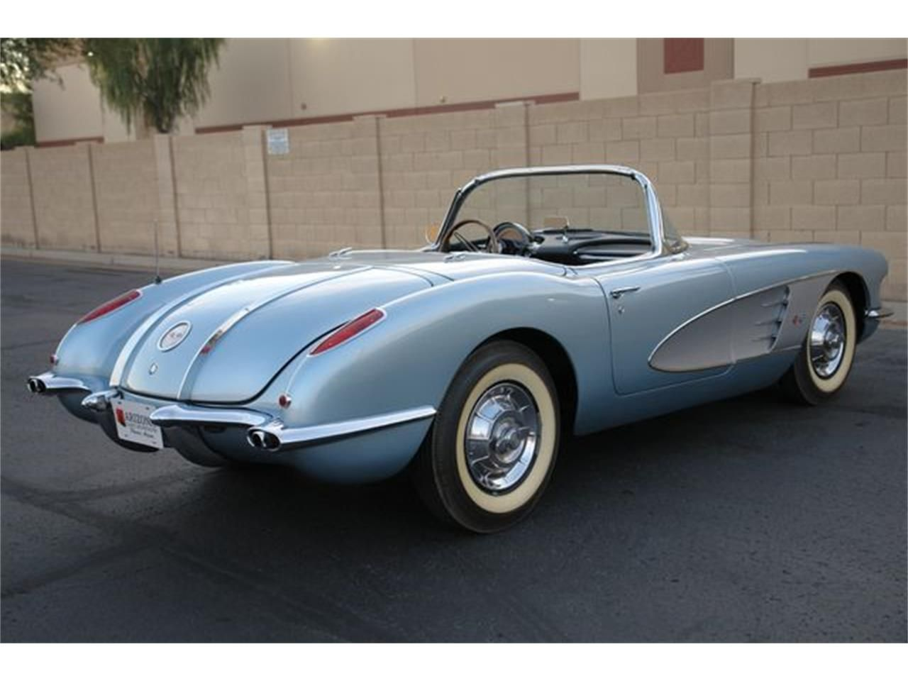 Large Photo of '58 Corvette 79,950.00 Offered by
