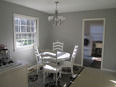 Kitchen And Den Paint Check Woo Hoo Mindful Gray Comfort