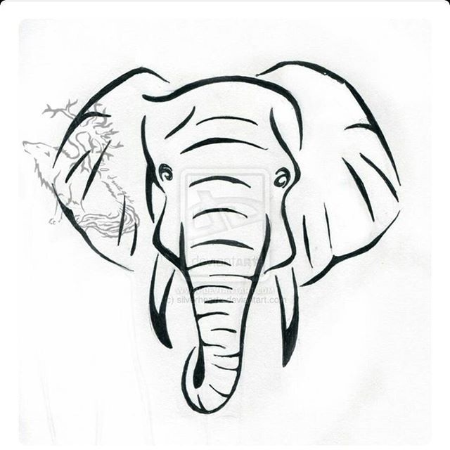 The Elephant Is A Symbol Of Wisdom Power Strength And Peace They
