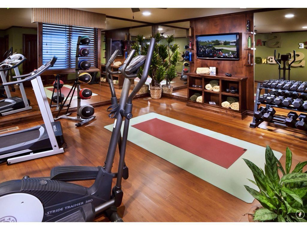 Great Traditional Home Gym Dream Home Gym Home Gym Desig