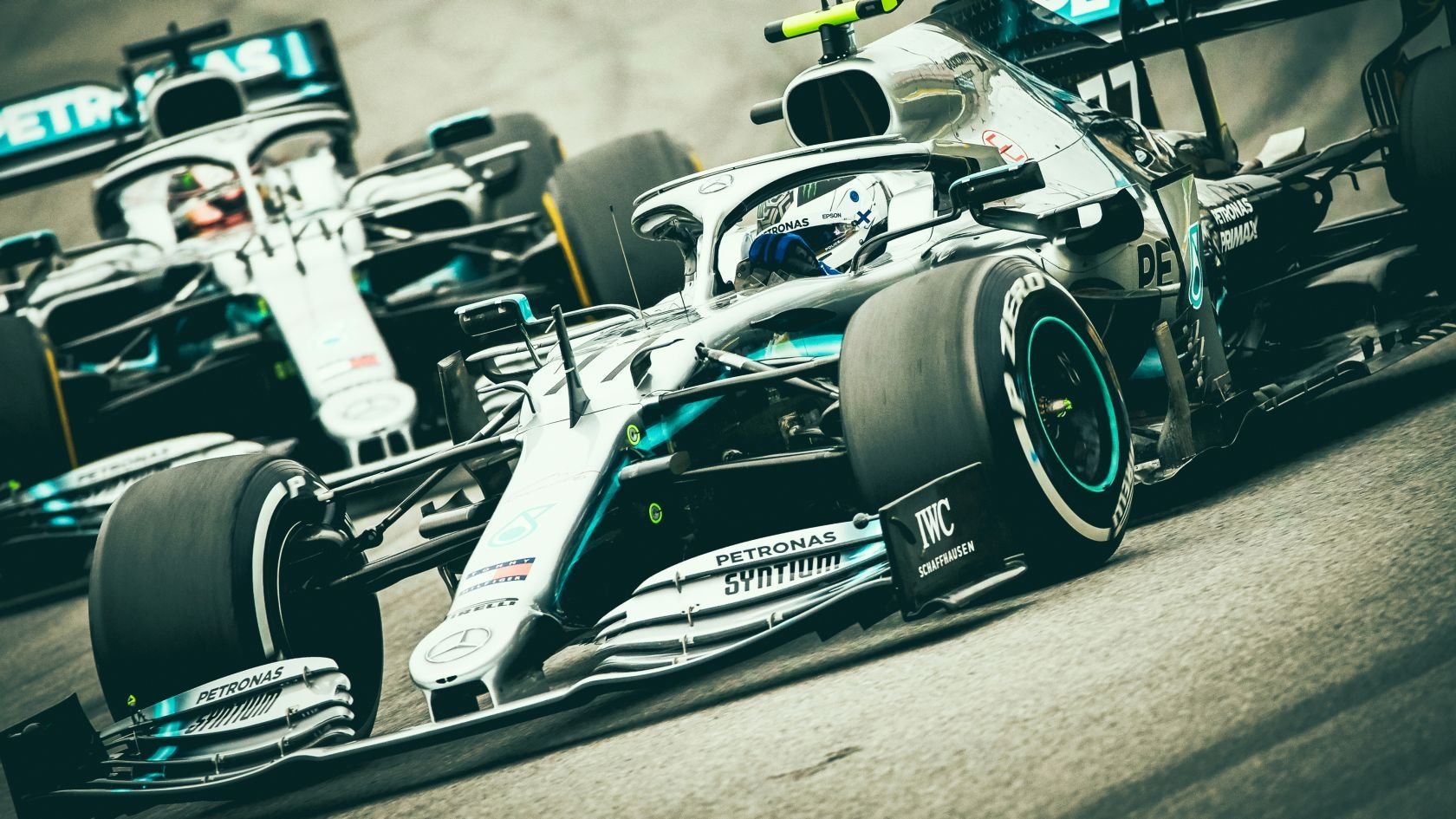 Reigning Formula 1 Champions Mercedes Amg F1 Have Taken Their 2020 Championship Contender The W11 Out On The Track For The Very First Time For A Shakedown Nel 2020