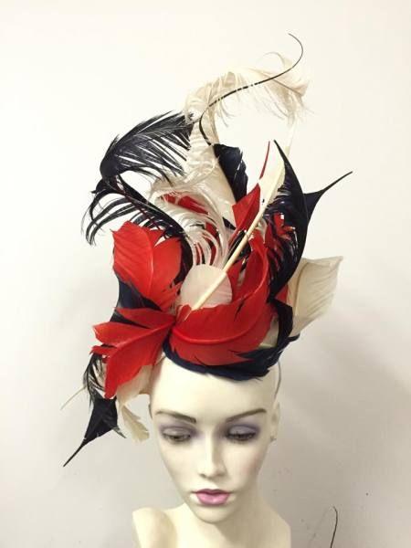 e4fac412 MILLINERY BY MISS LAUREN#millinery #hats #HatAcademy | Hat Love ...