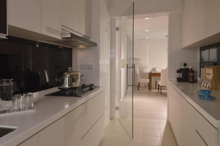 Gallery Of Kitchen Design Singapore Hdb Flat