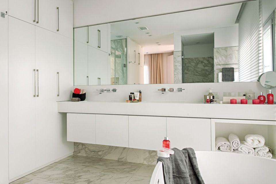Ocho alternativas  para quienes están renovando un cuarto de baño o vanitory; ideas para lograr un espacio único