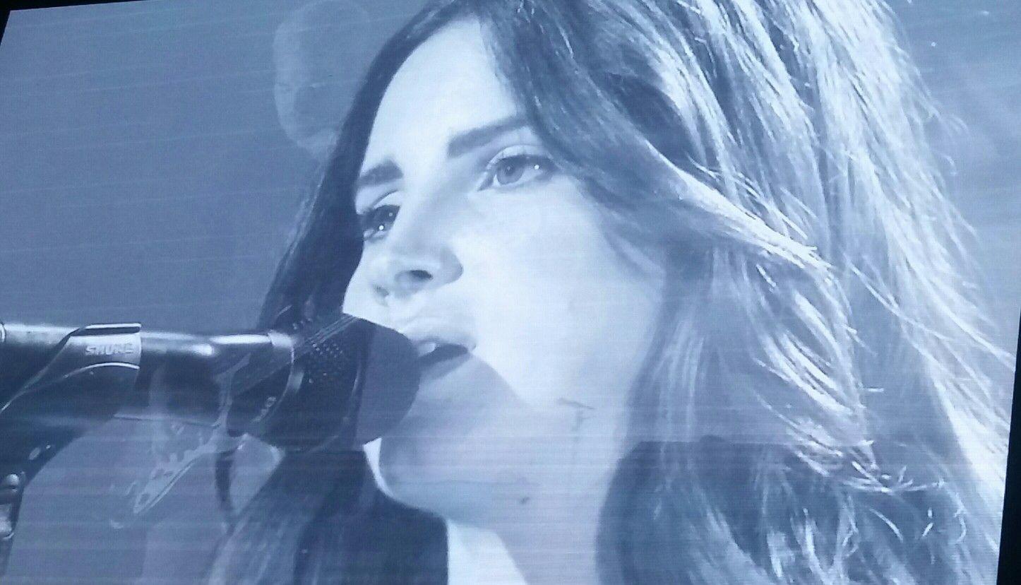 Lana Del Rey at Rockwave Festival in Malakasa, Greece!!!  A true Queen!!! 19/7/2016