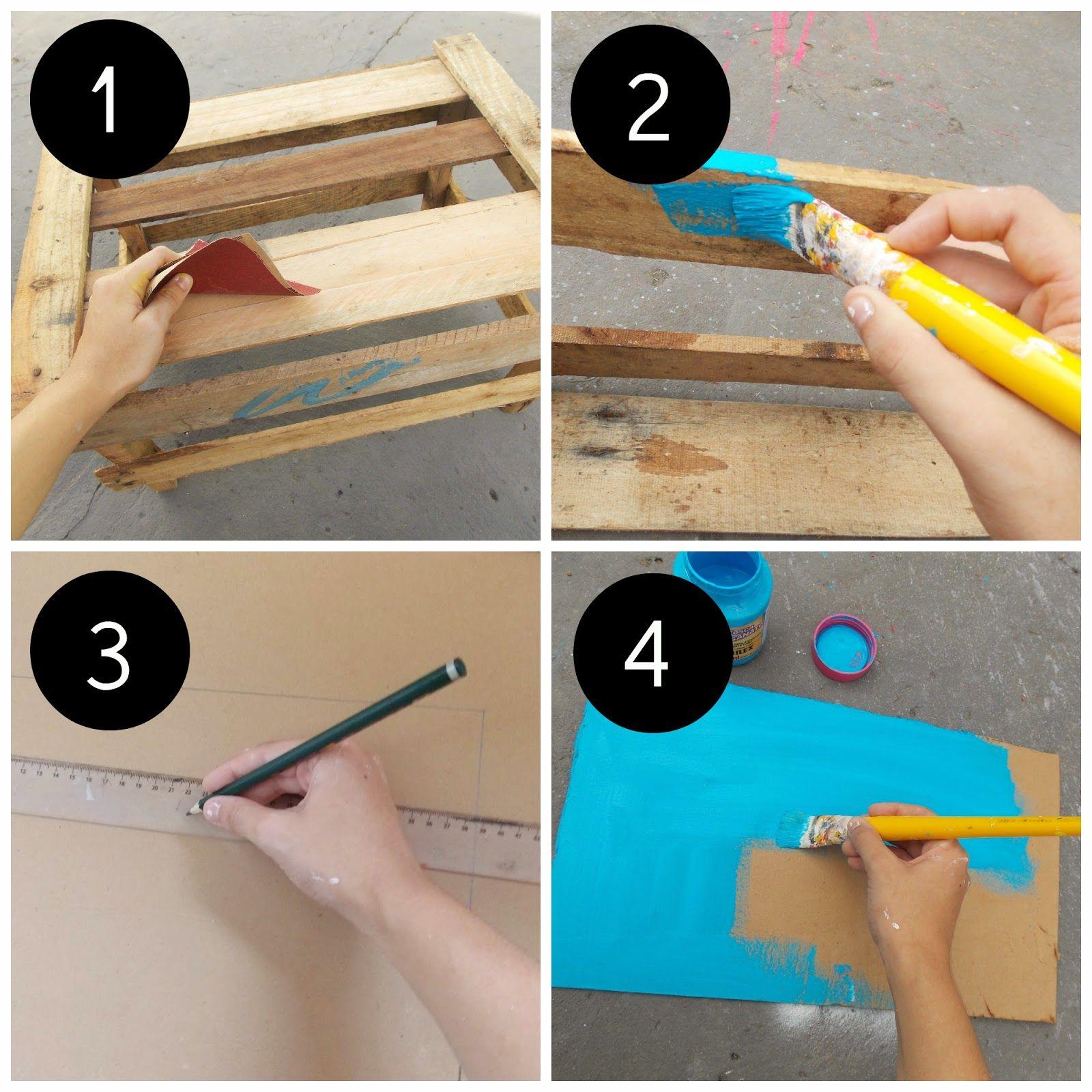Blog Ana Carvalho | Lifestyle e Customização: DIY: customizando caixotes de feira