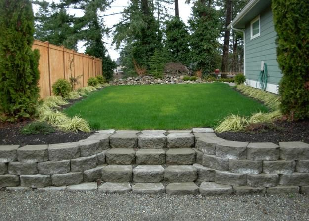 stone wall and design