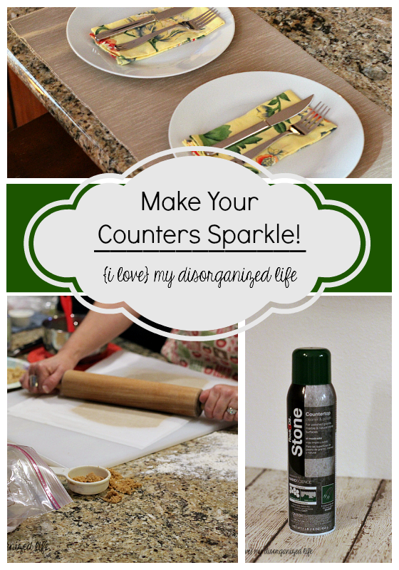 Keep Your Counters Clean With Rock It Oil Stone Cleaner Cleaning