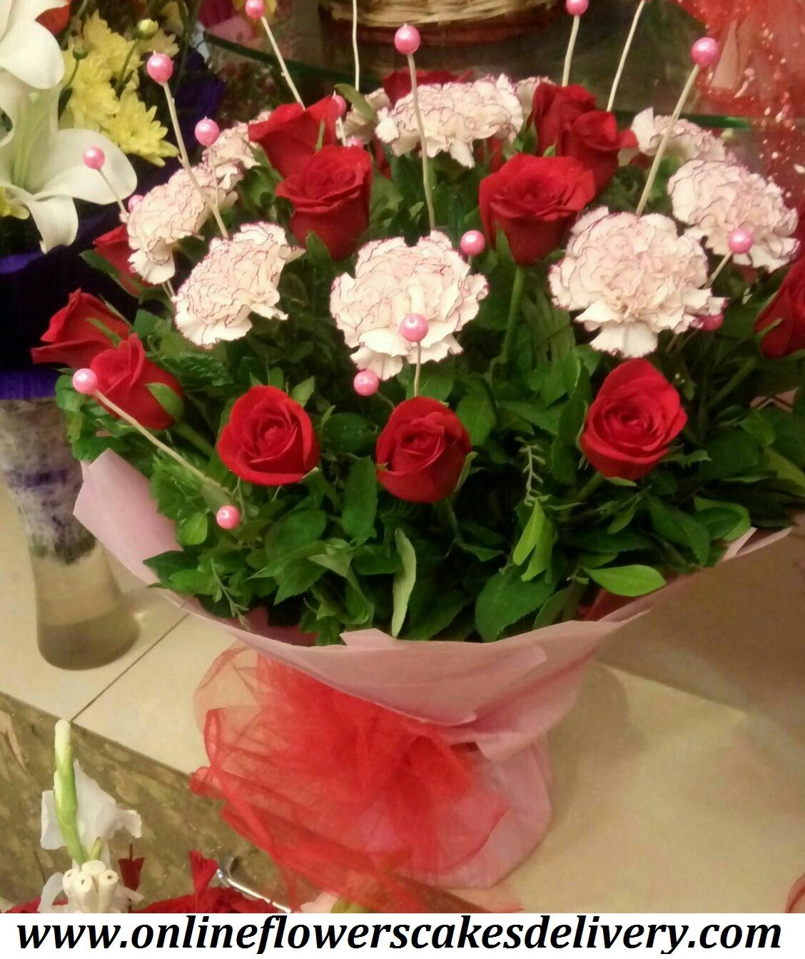 You must be looking to send flowers to Delhi on some day