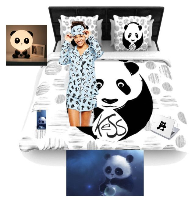 """""""Panda"""" by kendalgabrielle ❤ liked on Polyvore"""