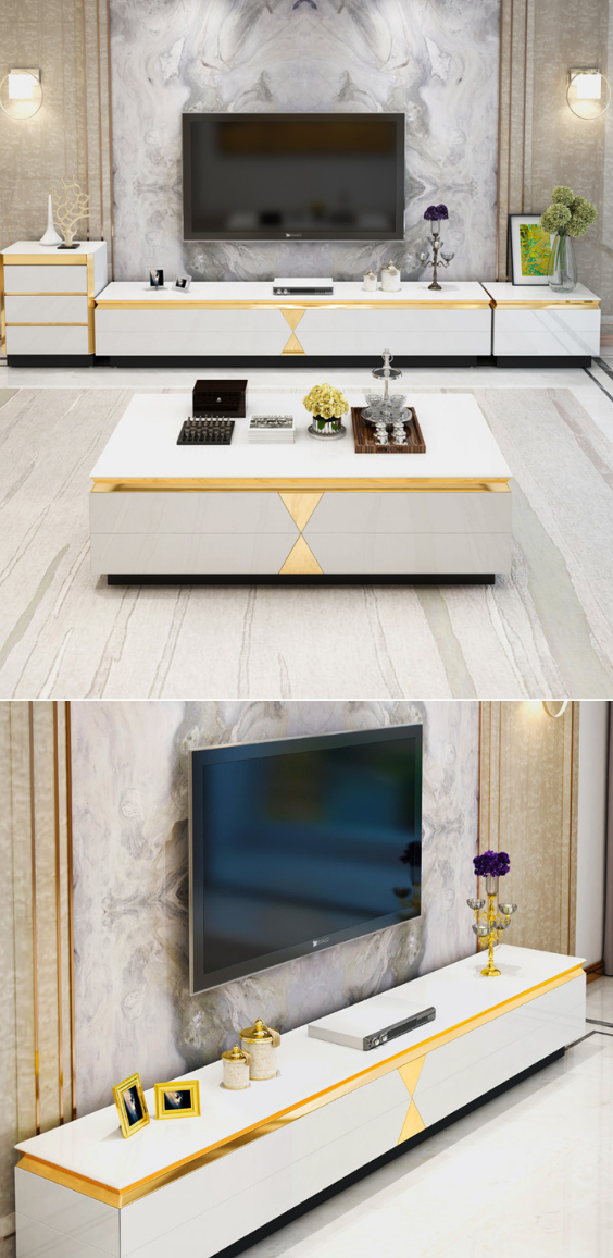 White Tv Stand Unit Table Tv Wall Ideas For Living Room Tv Room Design Tv Unit Interior Design Tv Stand Unit