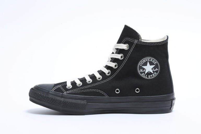 Sneakers,new cdg converse black inner   Converse chuck