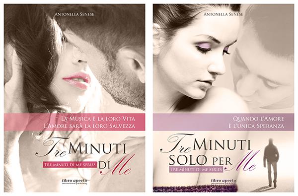 """Il Cibo della Mente: Cover Reveal: """"I miei tre minuti per te"""" di Antone..."""