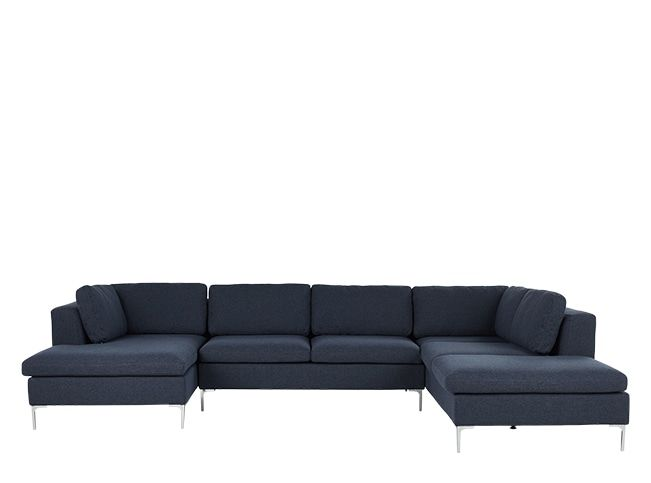 Made Storm Blue Sofa Corner Sofa Corner Sofa Chaise How To Make Corner Sofa
