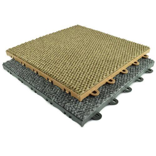 Basement Modular Carpet Tiles With A Raised Lock Togther Base Carpet Tiles Carpet Tiles Basement Carpet Tiles For Basement