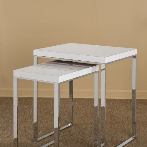High Gloss White Display Tables High Gloss White White Laminate Wall Mounted Jewelry Holder