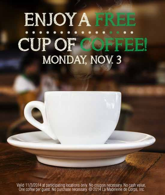 Saving 4 A Sunny Day Free Cup Of Coffee Today Coffee Today French Cafe Coffee Cups