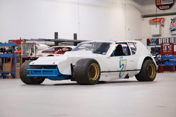 Photo of 1971 AMC Gremlin Modified Stock Car – Raced in the 1970s at Charlotte, Daytona, and Talladega