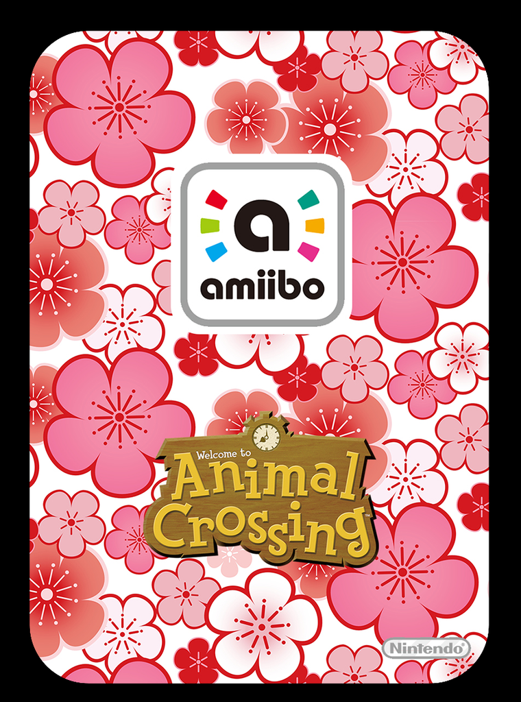 fb3d7a890 Custom Animal Crossing Whitney 148 Amiibo card from series 2. This amiibo  cards are perfect for fans that are having a hard time obtaining the  Whitney ...