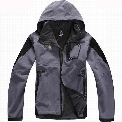 Mens The North Face Windstopper Jacket Light Slate Gray | Men's North Face  Outlet | Pinterest | North face outlet, Outlets and Gray