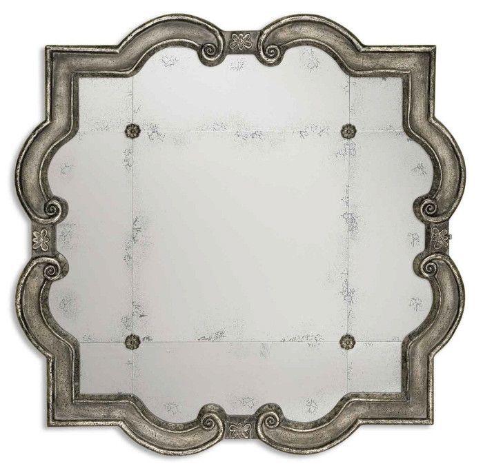 Uttermost Prisca Large Wall Mirror Um, Large Decorative Wall Mirrors Australia