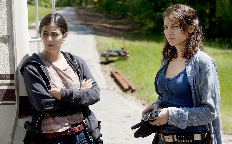 The Walking Dead images Season Character Portrait Maggie