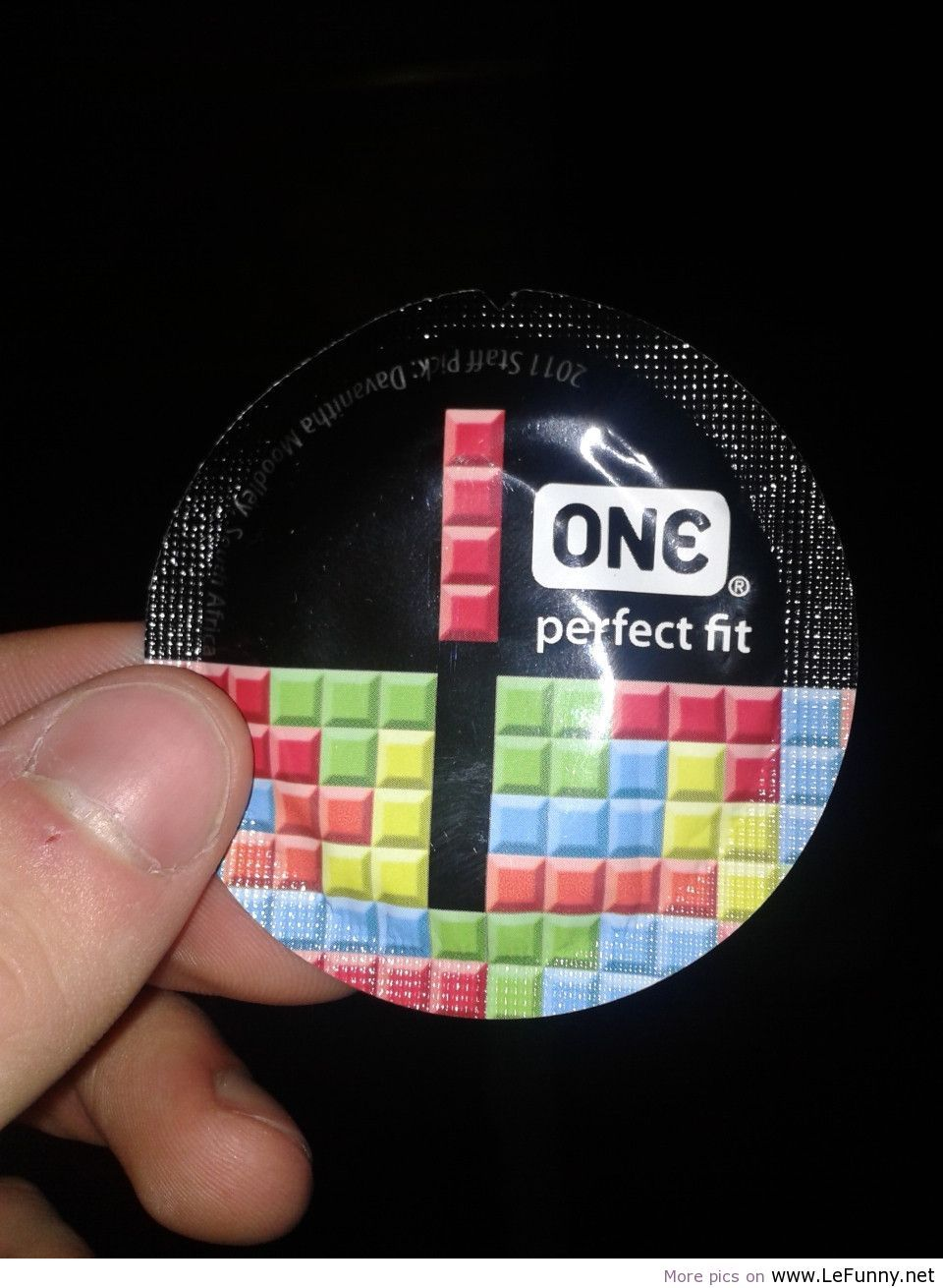 One perfect fit – Funny condom add