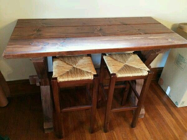 Floating Bar Top Idea Dining Table Rustic Dining Rustic Dining Table
