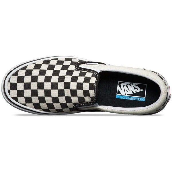 Vans Checkerboard Slip-On Lite ($55