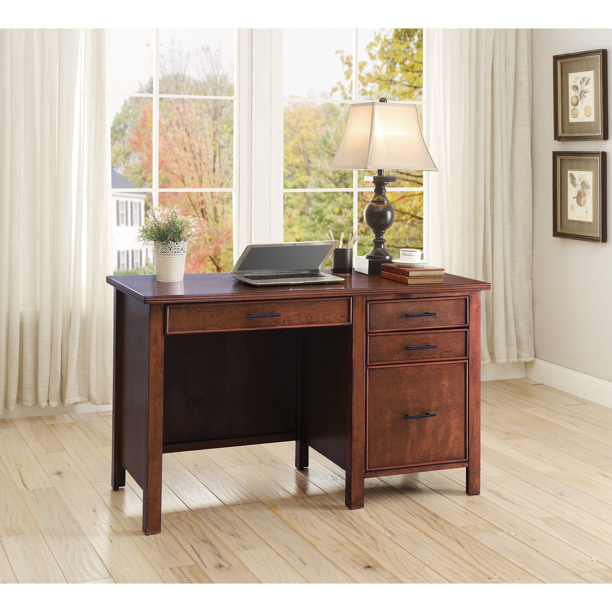 file shaped thing drawer is of with specific l small it desk