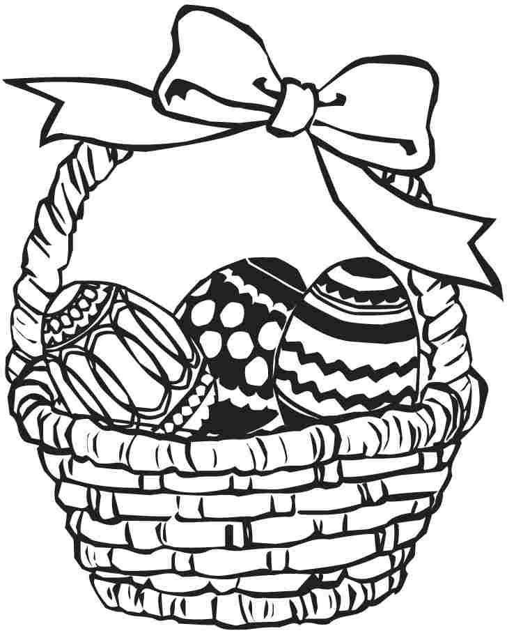 Easter-Egg-Basket-Coloring-Pages (44).jpg (728×908) | Coloring ...