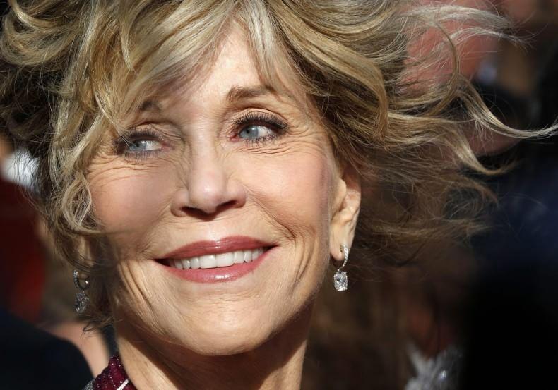 Jane Fonda: regina di Cannes a 77 anni