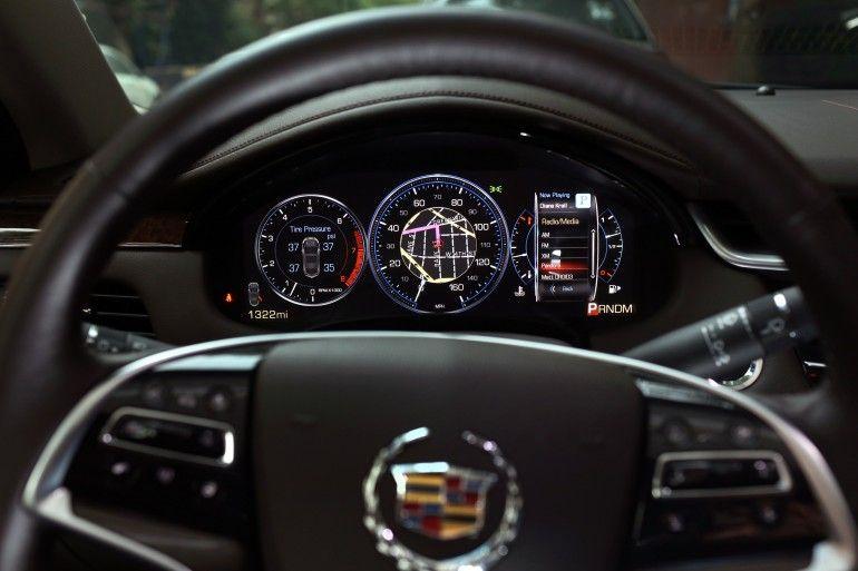 #Cadillac XTS #GaugeCluster #JerrySeinerCadillac