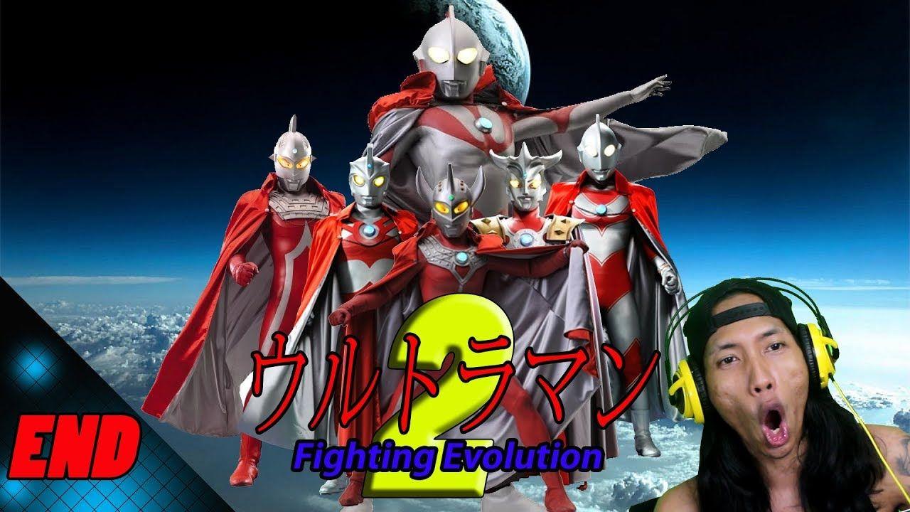 Ultraman Fe 2 Story Ultra Brother Part 2 End Ultraman Fighting