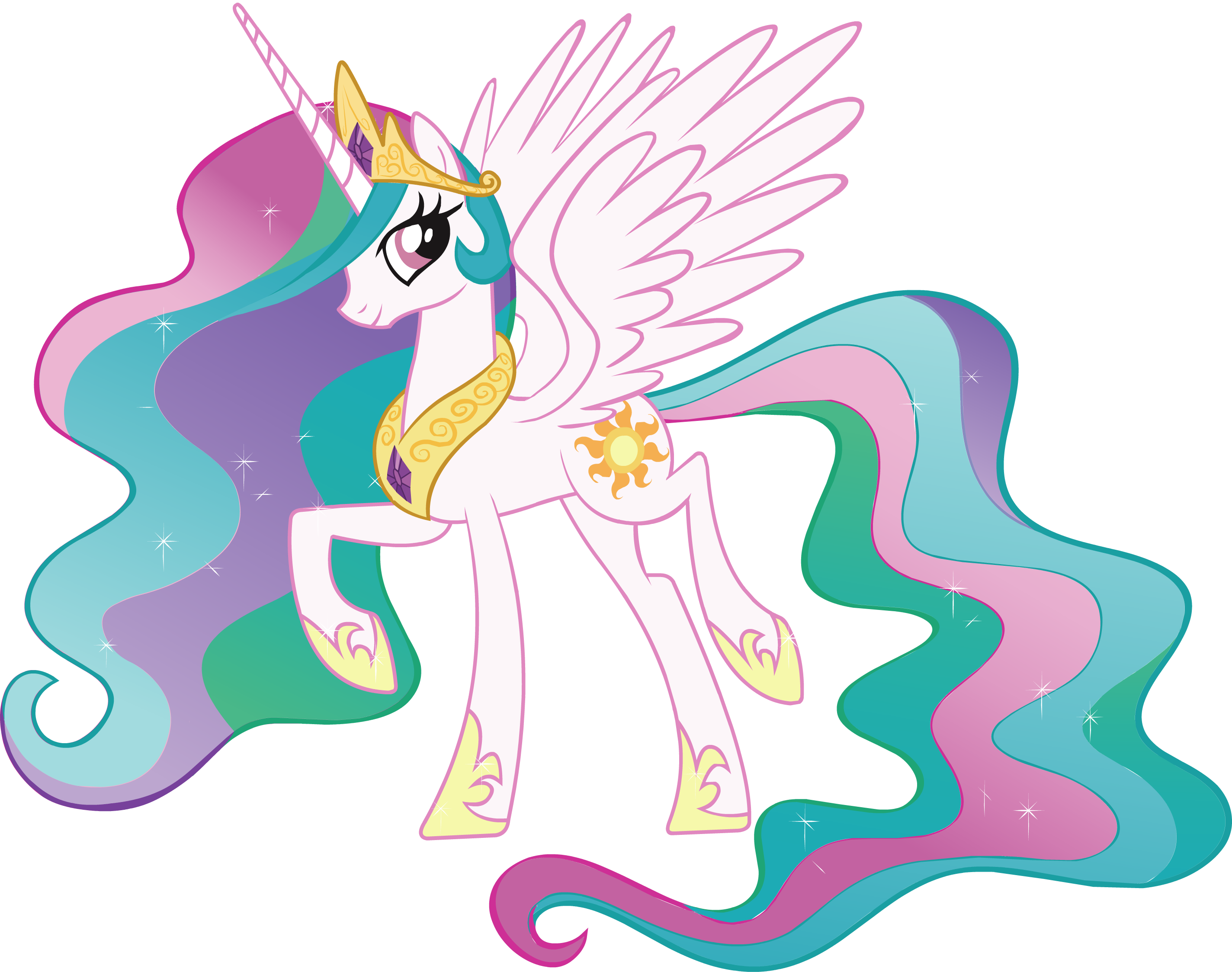 Princess celestia 39 my little pony friendship is magic - Princesse poney ...