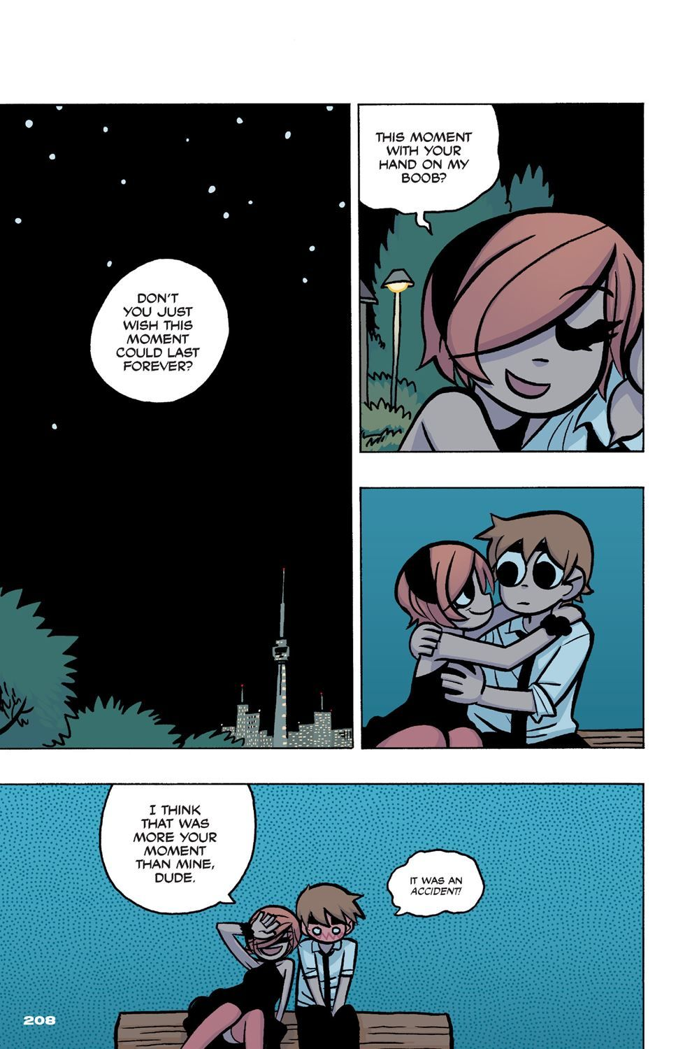 Scott Pilgrim Vol 4 Of 6 Scott Pilgrim Gets It Together 2013
