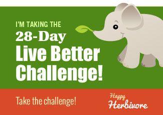 Blog Index   Happy Herbivore
