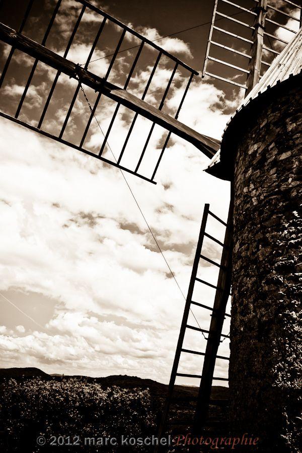 Languedoc Windmill