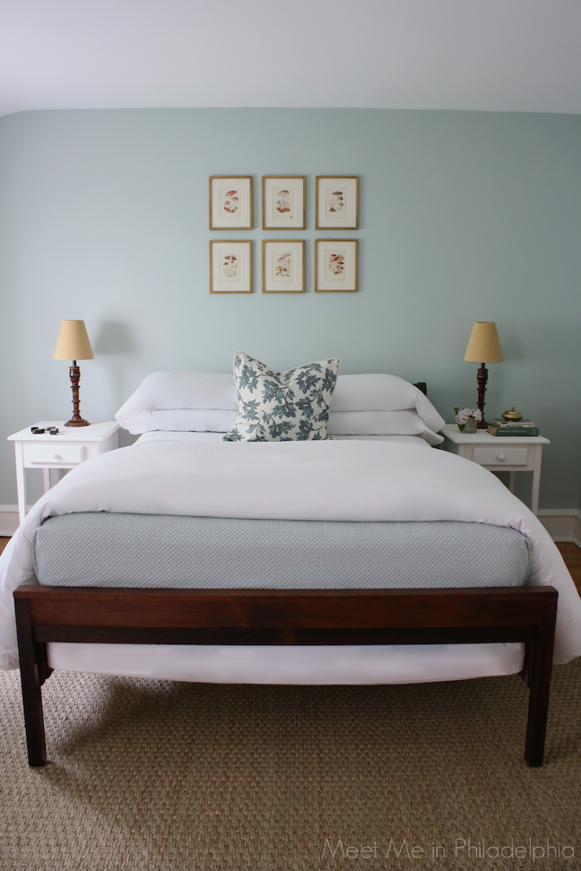 Benjamin Moore Palladian Blue is one of the most popular ...