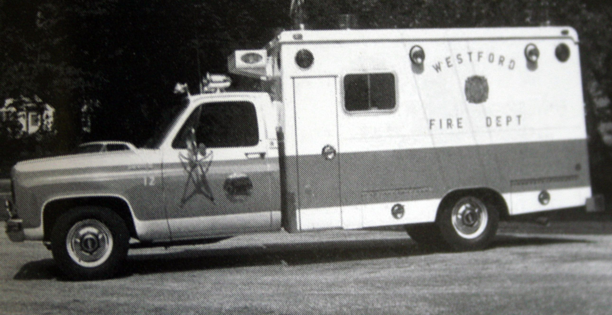 Old Ambulance 12