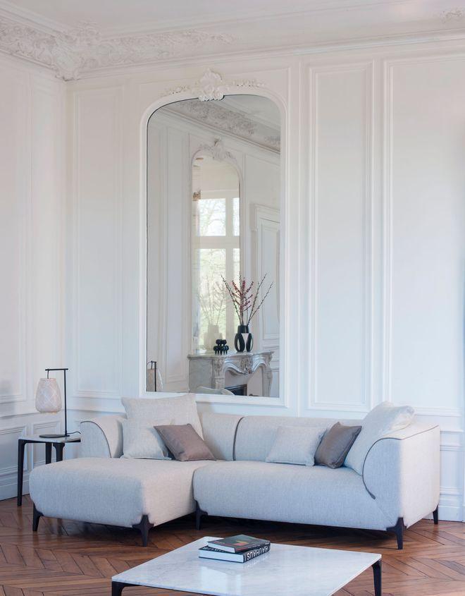 Un canapé tout en rondeur | Décoration pour la maison | Pinterest ...