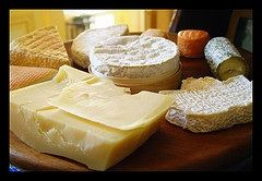 i love raw dairy goods.... anything from milk, cream, butter, and yogurt and cheeses.